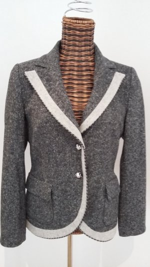 Biba Blazer light grey-grey