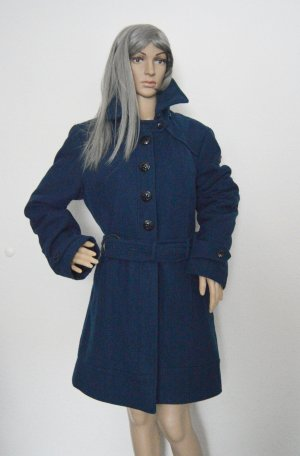 Toller Woll Mantel von Khujo dunkelblau
