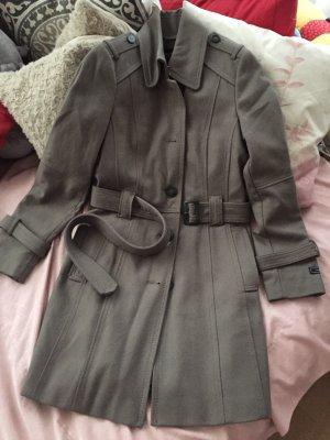 esprit collection Wool Coat grey brown