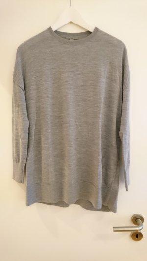 COS Pull gris clair-gris laine