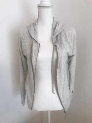 Victoria's Secret Hooded Sweatshirt grey-light grey
