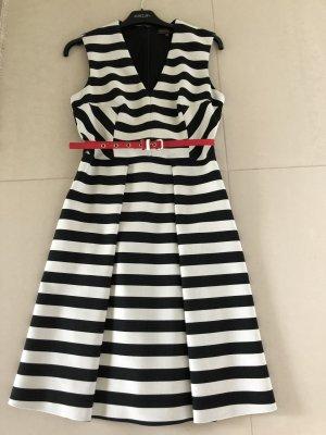 Adolfo Dominguez A Line Dress multicolored