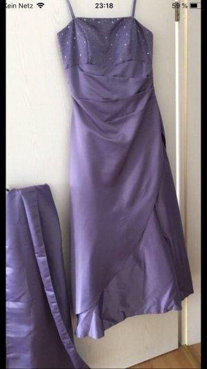 Niente Abito da ballo lilla-viola