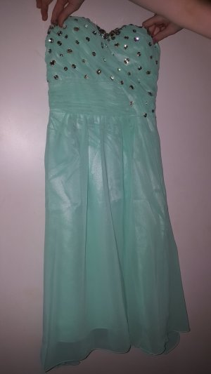 Evening Dress turquoise