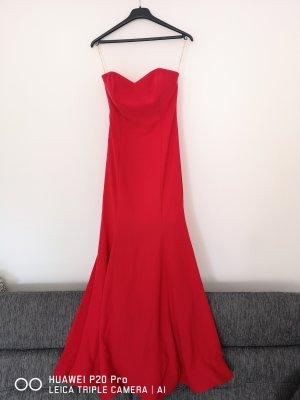 Tolles Abendkleid in Rot