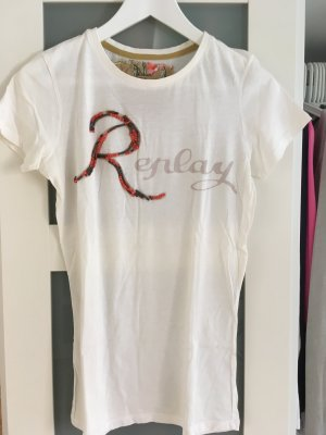 Tolles ausgefallenes Replay Shirt