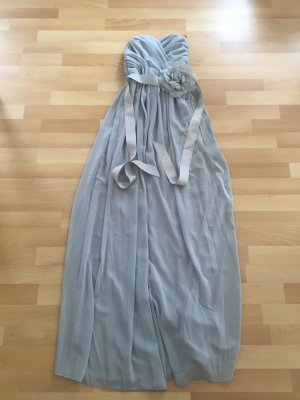Asos Ball Dress light grey