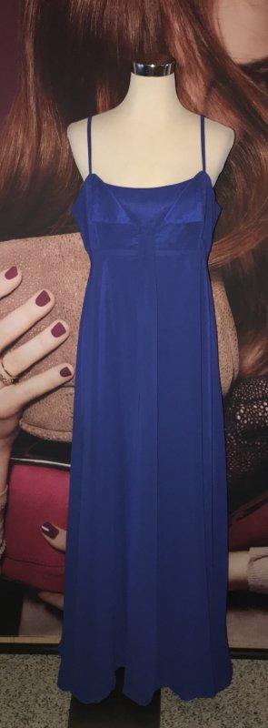 Tolles blitzblaues Abendkleid
