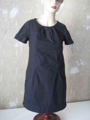 Tolles Blusenkleid in schwarz - casual Look