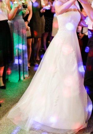 Tolles Brautkleid/Hochzeitskleid! UNIKAT Gr.36