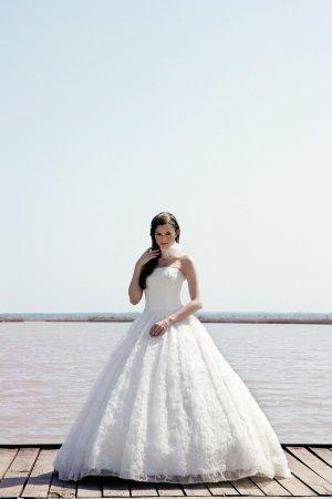 tolles Brautkleid in Ivory von Pronuptia (mehr Bilder möglich auf Nachfrage)