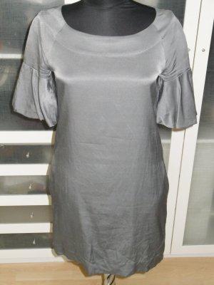 tolles COS Kleid mit Trompetenärmeln Seide Gr.34/36