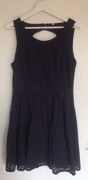 Tolles dunkelblaues Kleid Only Größe 40