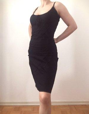 Tolles elegantes schwarzes Kleid von Vero Moda, neu, Gr S