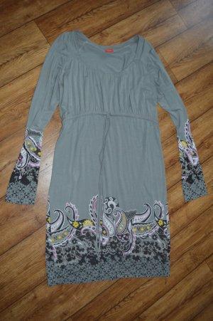 Tolles Esprit Kleidchen strechig Gr. L/42 strechig tolles Muster