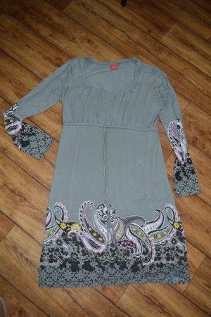 Tolles Esprit Kleidchen strechig Gr. L/42 tolles Muster