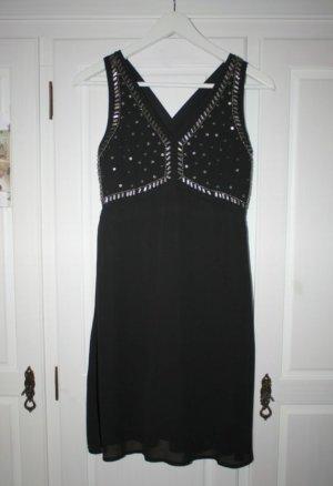 Tolles Even&Odd Kleid mit Steinchen Verzierungen XS