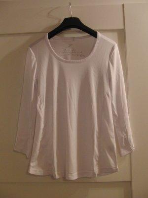 Limited sports Camisa deportiva blanco Poliéster