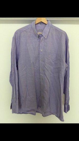 angelo litrico Shirt met lange mouwen paars