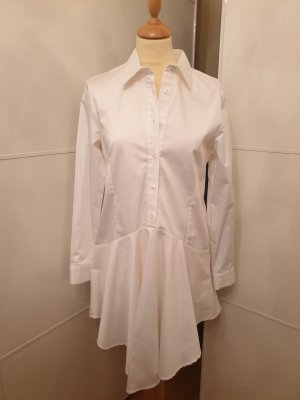 Joseph Janard Shirtwaist dress white cotton