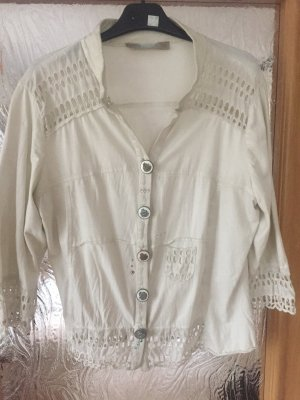 Bottega Shirt Jacket cream