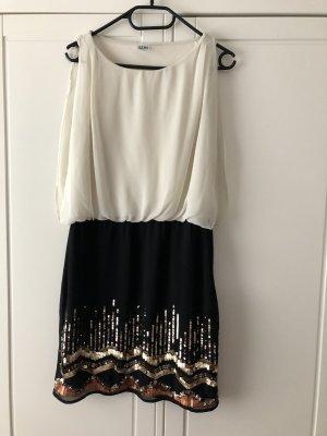 Vero Moda Evening Dress cream-black