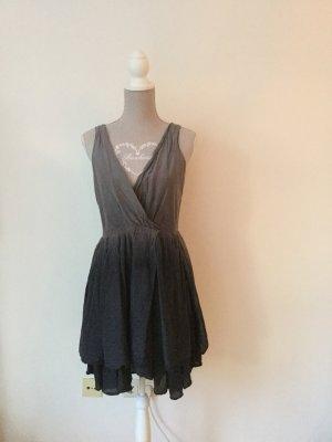 Tolles Kleid aus Seide/Baumwolle