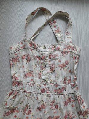 Tolles Kleid Gr.S Mango ♡Blumen/Frühling/Sommer ♡