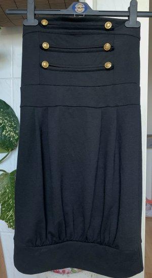Melrose Off-The-Shoulder Dress black