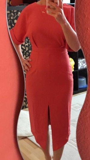 Tolles Kleid in angesagter Farbe Koralle-Preissenkung!!
