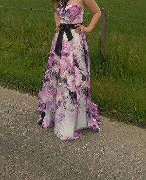TOLLES Kleid mit Blumenoptik sehr elegant aber auch verspielt