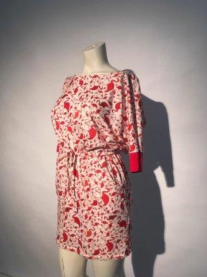 Tolles Kleid mit Flamingos