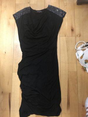 Tolles Kleid mit Raffung