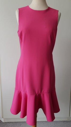 Ralph Lauren Off-The-Shoulder Dress pink