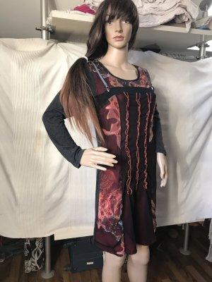 Tolles Kleid, schöne Farben Gr M. KP 80€