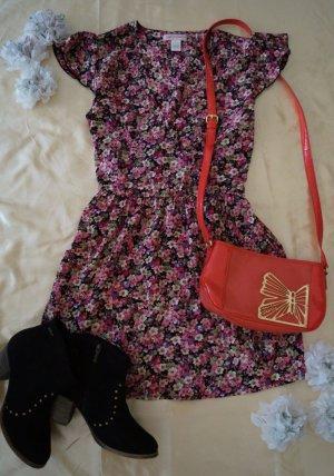 tolles Kleid von Band of Gypsies, Größe L, Neu, Hippie, Vintage-Stil