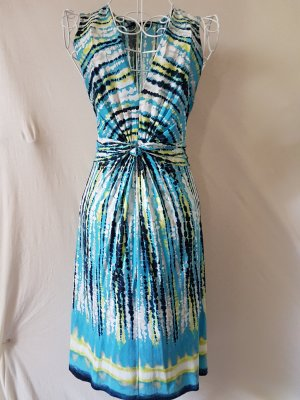 Comma Dress multicolored