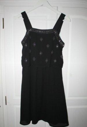 Tolles Kleid von Even&Odd XS mit Steinchen Verzierung