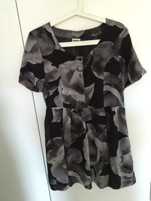 Tolles Kleid von Weekday - grau gemustert