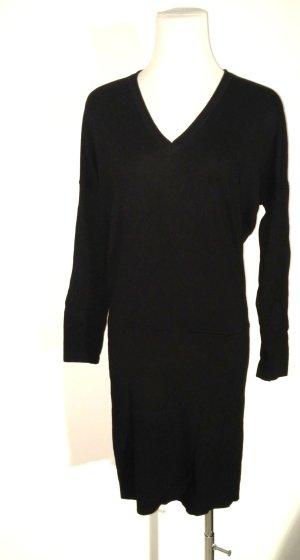 Tolles knielanges Pulloverkleid – Feinstrick von Comma Gr.42