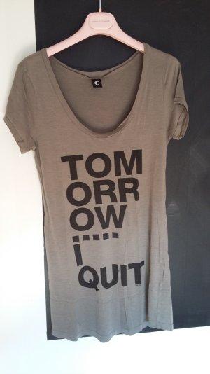 tolles, längeres shirt Gr. 38 /40