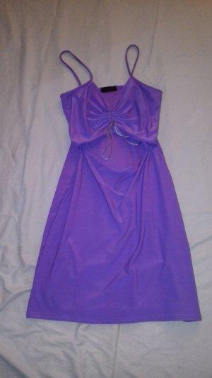 Tolles lilanes Bauchfreies Kleidchen