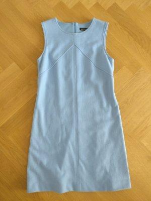 Marc Cain Vestito di lana azzurro