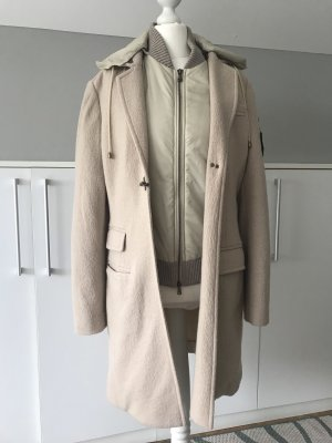 Ambiente Cappotto in lana beige