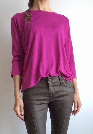 Jil Sander Camisa holgada rojo frambuesa-rosa