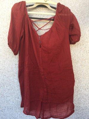 Tolles off shoulder Kleid mit Rückenausschnitt