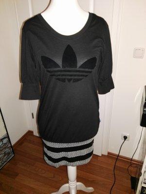 tolles Paillettkleid von Adidas Gr.S