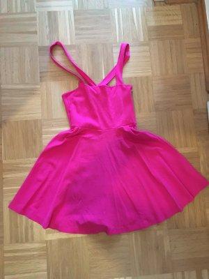 Tolles pinkes Minikleid von Zara