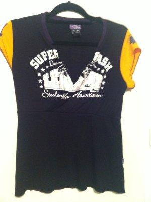 Tolles Print-Shirt / Vintagelook mit schönem Muster,NP=49€