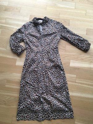 Tolles Rockabilly Kleid mit Leo Muster